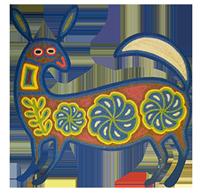 Blue-Deer